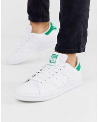 adidas Stan Smith, Scarpe da Tennis Unisex-Adulto - Bianco