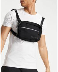 adidas Originals Modern Airliner Crossbody Bag - Black