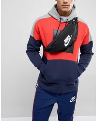 Nike Heritage Bumbag - Black