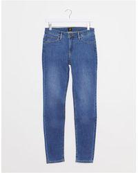 Lee Jeans Lee Scarlett Skinny Jeans - Blue