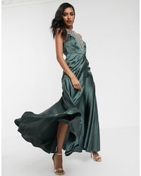 ASOS Maxi Dress - Green