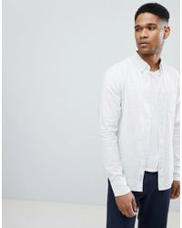 Bellfield - Long Sleeve Shirt In Nep - Lyst