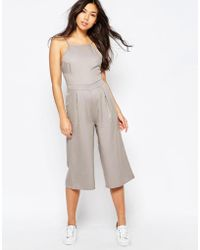 Native Youth | Culotte Jumpsuit | Lyst