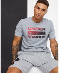 transmitir gloria mordaz  Under Armour T-shirts for Men - Up to 60% off at Lyst.com
