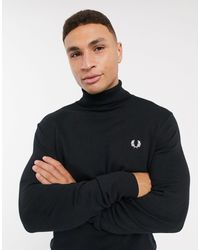 Fred Perry Coltrui - Zwart