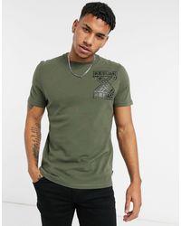 Raeburn Organic Cotton Ethos T-shirt - Green