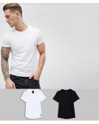 Produkt - 2 Pack T-shirt - Lyst