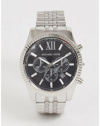 Michael Kors Mk8602 Lexington Bracelet Watch - Metallic