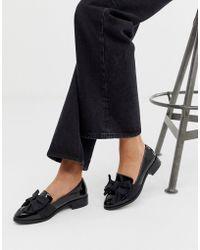 ASOS Matchsticks - Platte Schoenen In Zwart