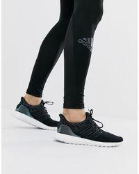 adidas Черные Кроссовки Running X Parley Ultra Boost - Черный