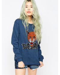 A Question Of - Desire Sweatshirt - Lyst