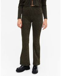 Monki Pantalones negros