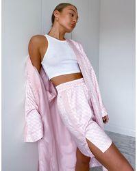 PUMA Kimono - Rosa