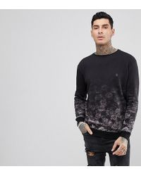 Noose And Monkey - All Over Printed Sweat - Lyst