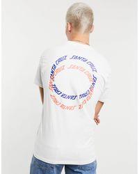 Santa Cruz - – Rings – es T-Shirt, exklusiv bei ASOS - Lyst