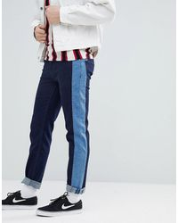 ASOS ASOS – Schmalgeschnittene Jeans - Blau