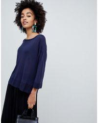 Soaked In Luxury - Flute Sleeve Sweater - Lyst