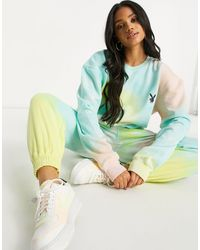 Missguided Playboy Co-ord Oversized Sweatshirt - Multicolor