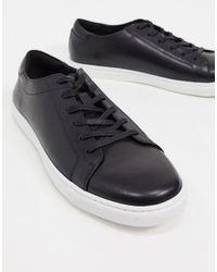 Kenneth Cole Tyler Slip On Sneakers - Black
