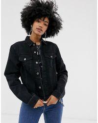 Cheap Monday Legit Denim Jacket - Black