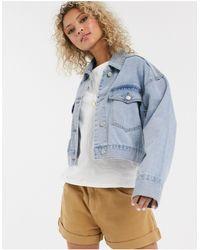 Urban Bliss Denim Jacket - Blue