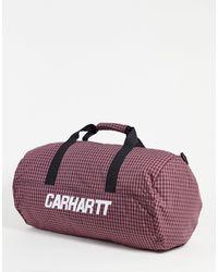 Carhartt WIP Alistair Duffle B - Black