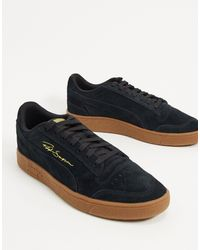 PUMA Ralph - Sampson - Sneakers Met Gumzool - Zwart