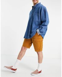 Timberland Ultrastretch Cargo Shorts - Brown