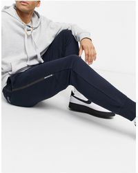 Tom Tailor - Joggers neri - Lyst