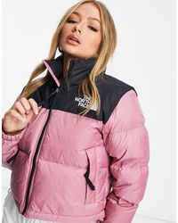 The North Face Veste Nuptse 1996 Femme - Multicolore
