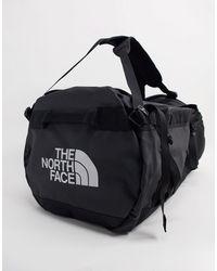 The North Face Base Camp - Borsone nero da 95 l