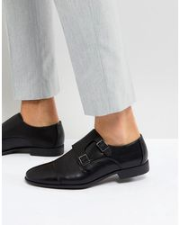 ASOS Monk Shoes - Black