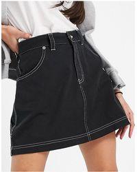 Dickies Shongaloo Skirt - Black