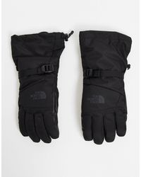The North Face Черные Лыжные Перчатки Futurelight Etip-черный Цвет