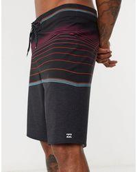 Billabong North Point Pro Board Shorts - Black