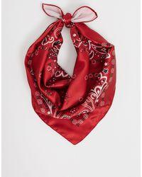 Glamorous Bandana - Red