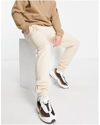 KTZ New York Yankees Relaxed Fit joggers - Natural