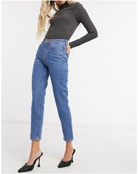 M.i.h Jeans M.i.h. Mimi High Waist Slim Leg Jeans - Blue