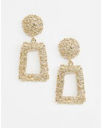 ASOS Earrings - Metallic