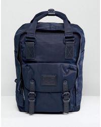 Doughnut - Macaroon Backpack In All Navy - Lyst