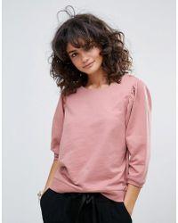 Vero Moda Sweatshirt - Pink