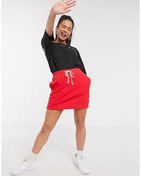 Champion Logo Skirt - Red