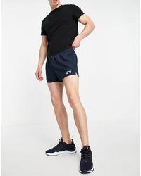 New Look Pantalones cortos para correr en - Azul