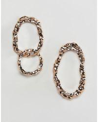 Weekday - Nuggett Earrings - Lyst