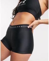 Under Armour Training - Heatgear - Shorts neri - Nero
