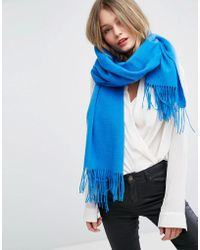 Gestuz - Wool Scarf - Lyst