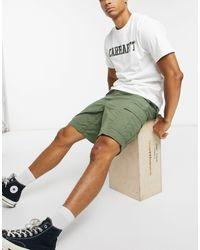 Carhartt WIP – Field – Cargo-Shorts - Grün