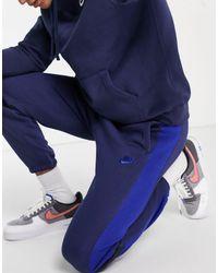 Nike Cuffed joggers - Blue