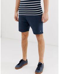 Jack Wills – Balmore – Sweat-Shorts - Blau