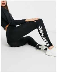 Ellesse Logo legging - Black